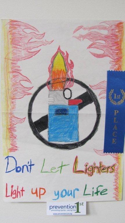 Don't Let Lighters Light Up Your Life