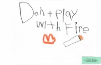 Don't Play With Fire Poster