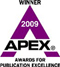 2009 Apex Award for Publication Excellence